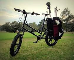 Cycling, it's the new Golf