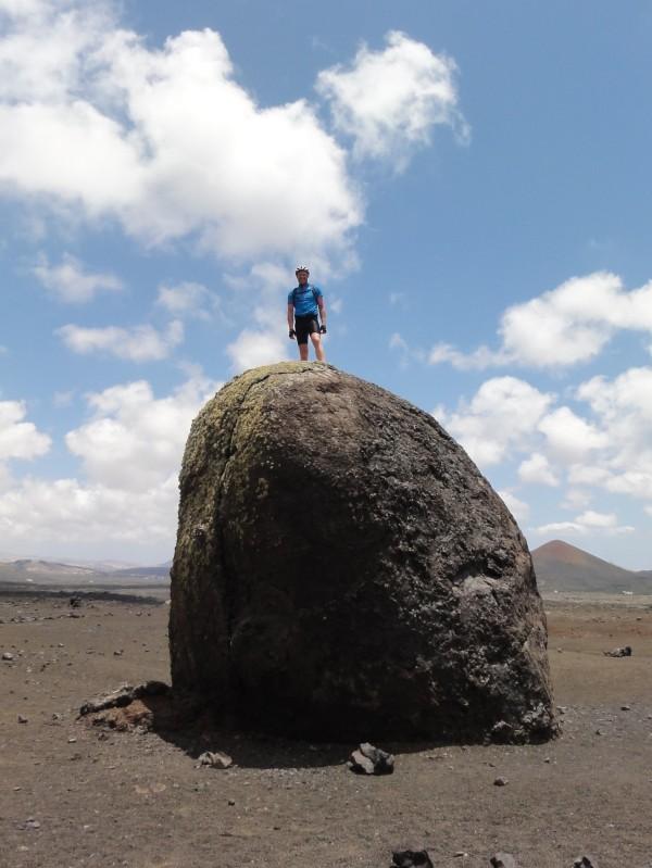 The Volcanic Bomb