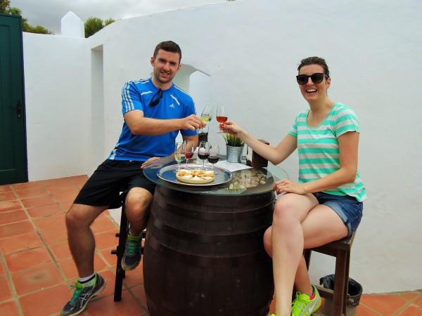 El Grifo Wine & Museum Bueno Bike Tour