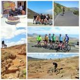 Coffee Cake & Cycling